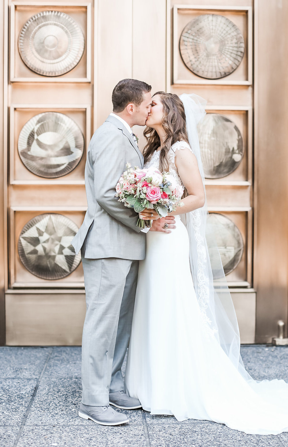 Washington DC Temple Wedding Photography Andrea Rodway Photography