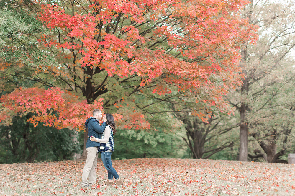 Georgetown Engagement Photography  | Andrea Rodway Photography