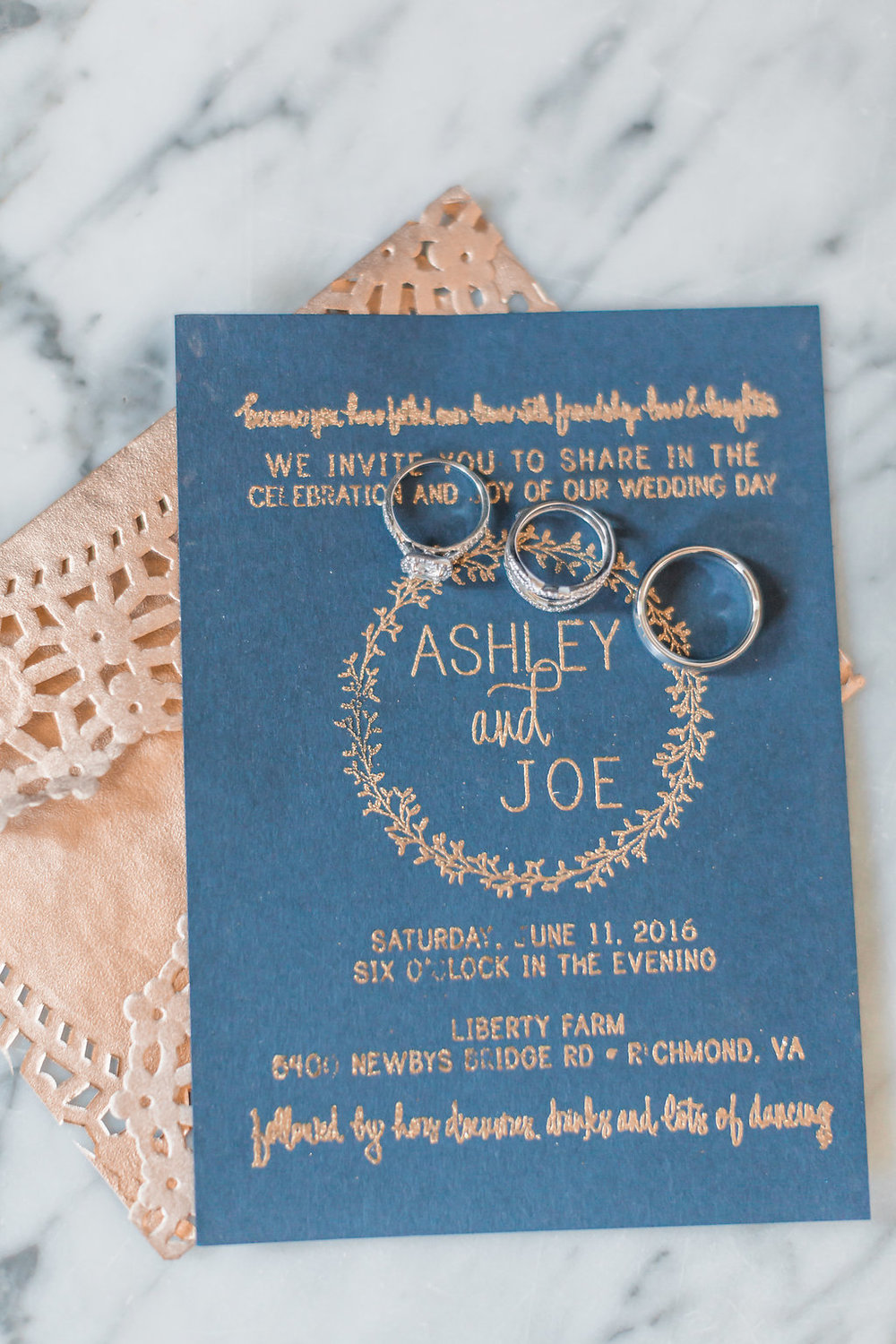 Richmond Virginia Wedding Photographer | Andrea Rodway Photography
