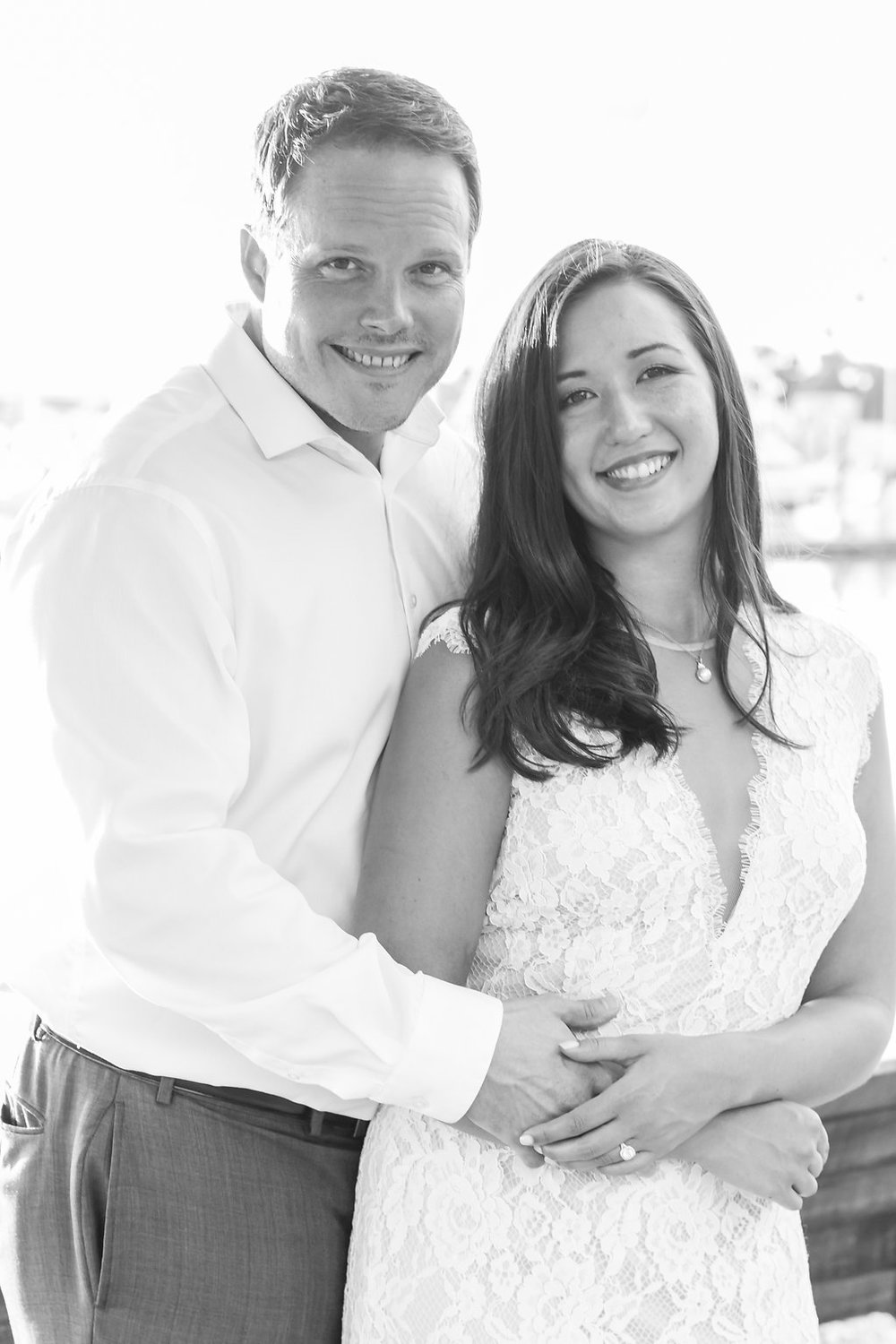 National Harbor Engagement Photos | Andrea Rodway Photography