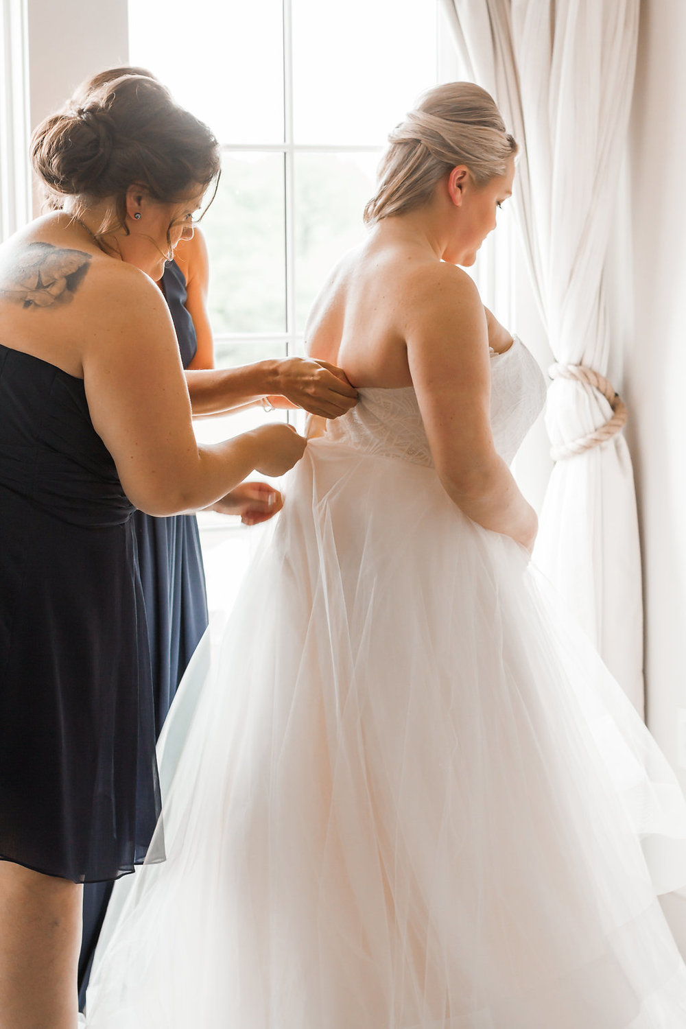 Chesapeake Bay Beach Club Wedding Photography| Andrea Rodway Photography