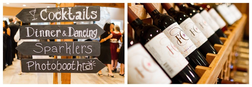 First Colony Winery Wedding   Andrea Rodway Photography