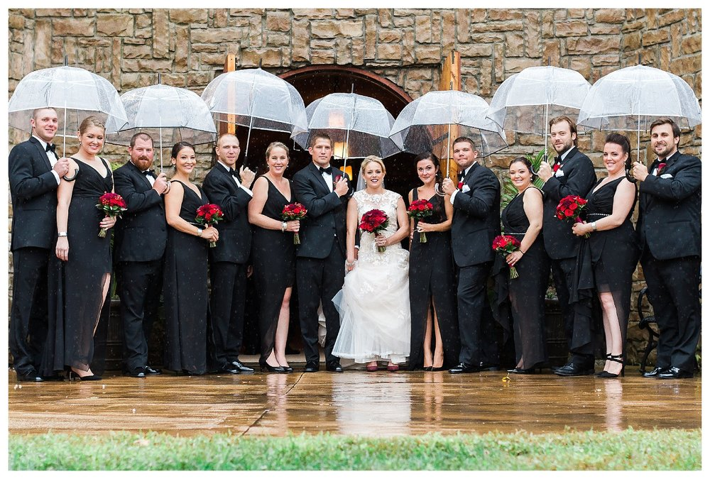 Potomac Point Winery Wedding | Andrea Rodway Photography