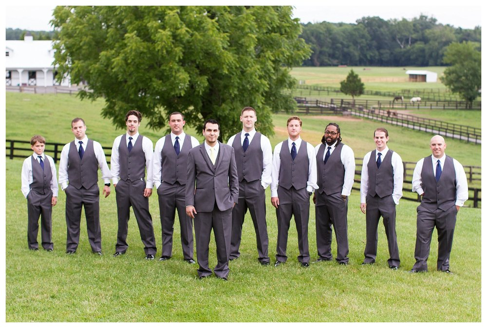 Inn at Kelly's Ford Wedding | Andrea Rodway Photography