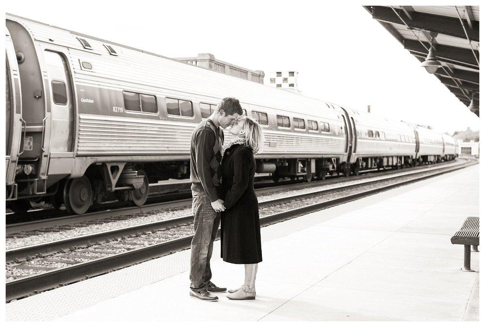 Fredericksburg Virginia Engagement | Andrea Rodway Photography