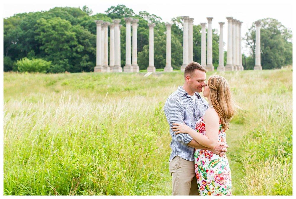 National Arboretum Engagement DC