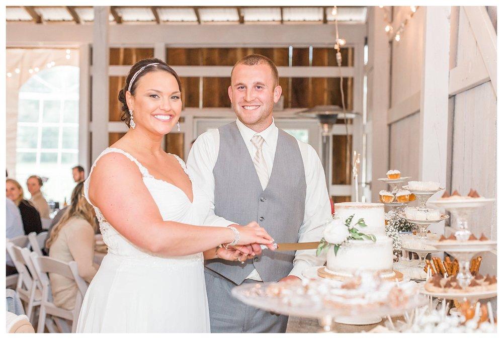Jubilee Farm Wedding | Andrea Rodway Photography