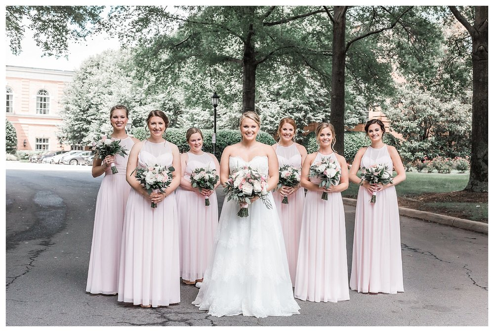 Chantilly National Wedding | Andrea Rodway Photography