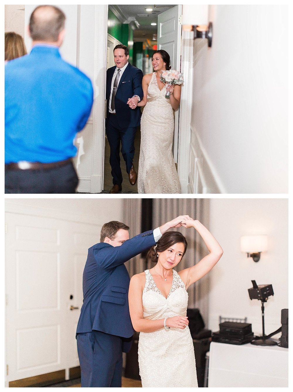 Morrison House Wedding Alexandria Virginia | Andrea Rodway Photo
