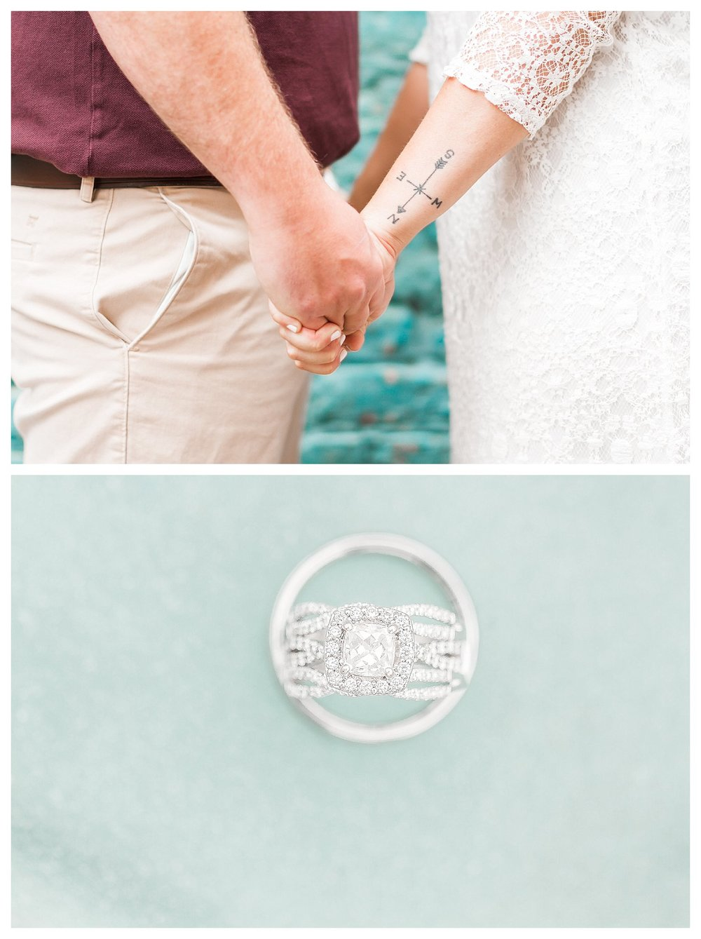Richmond Virginia Engagement | Andrea Rodway Photograpy