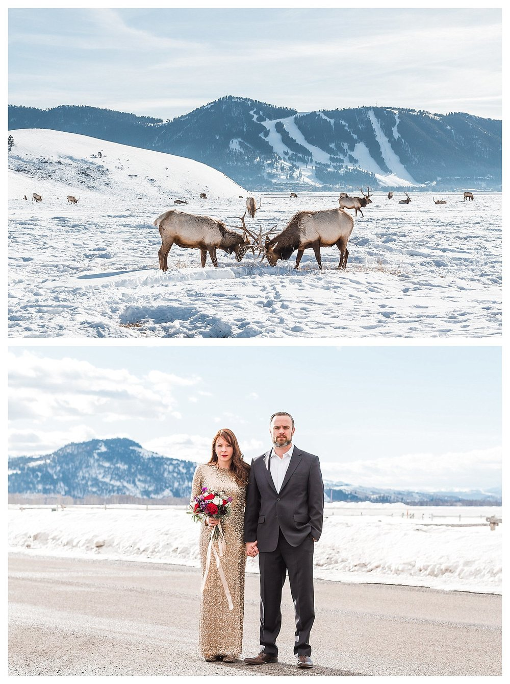 Jackson Hole Wedding | Andrea Rodway Photography