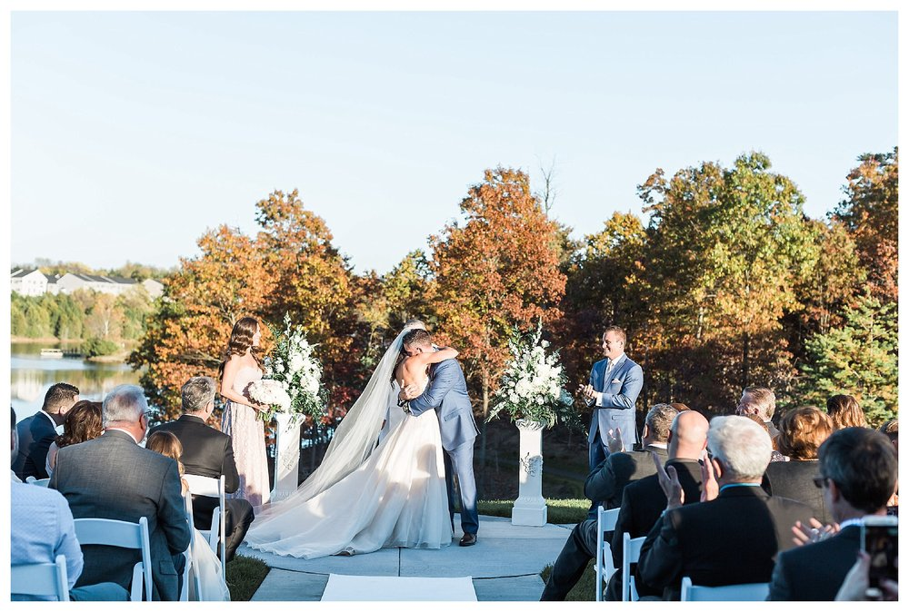Shenandoah Lodge Wedding | Andrea Rodway Photography