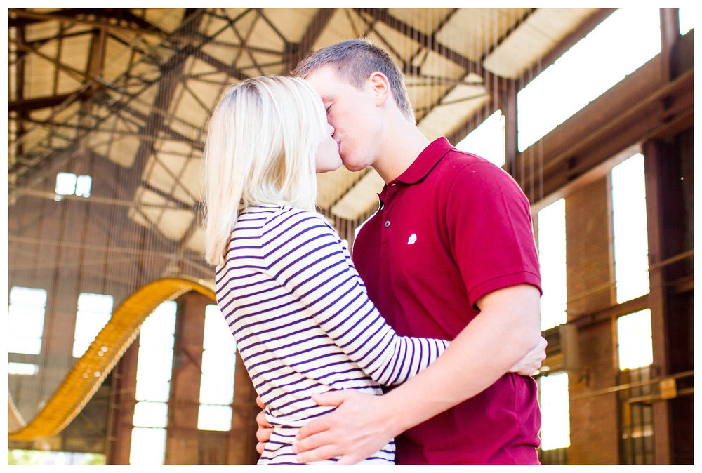 Nationals Park Engagement Photography | Andrea Rodway Photograph