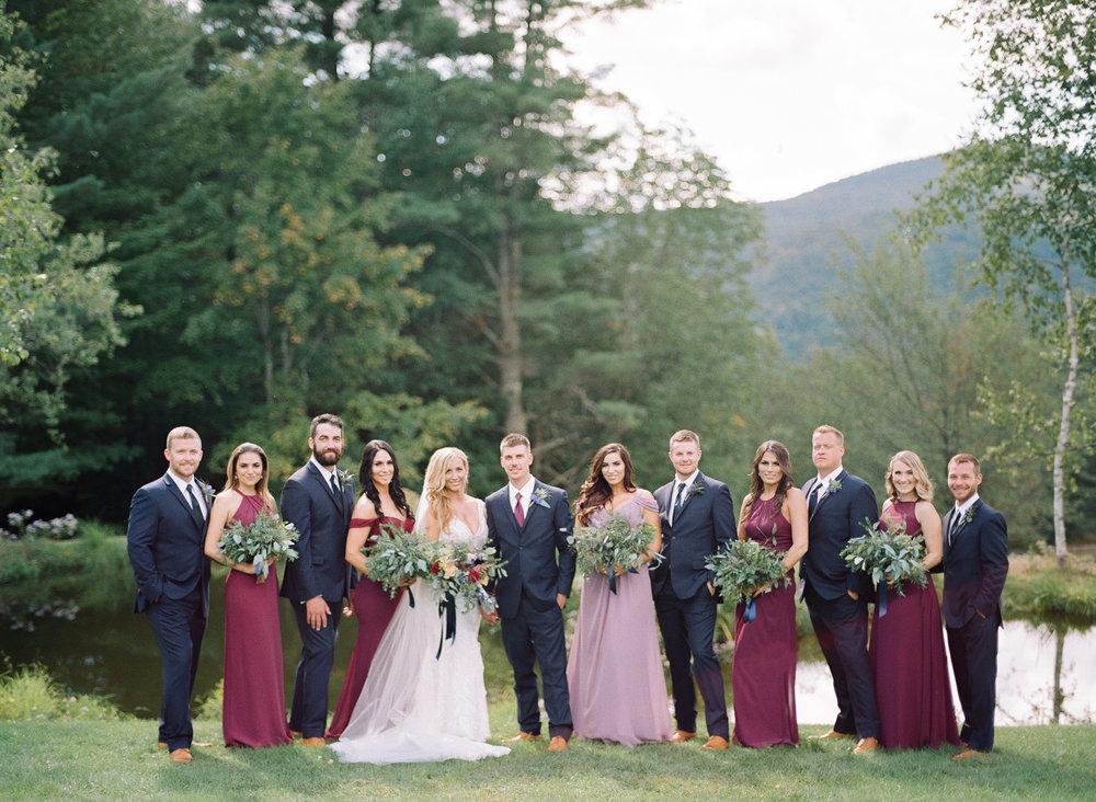 The Stowehof Wedding ::  Stowe, Vermont