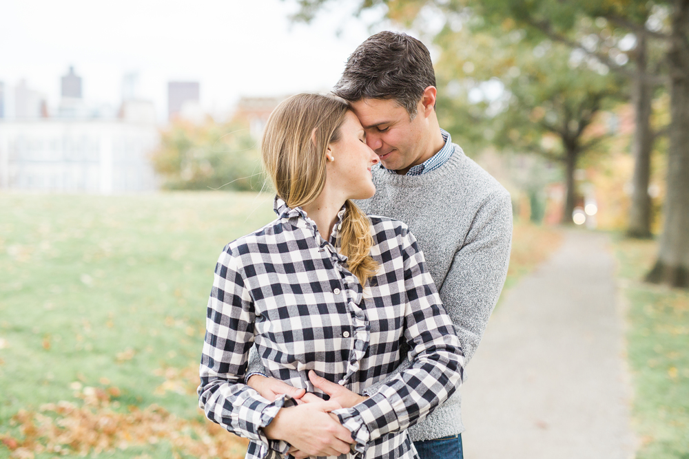 Charlestown Love Session | Boston Engagement Photographer