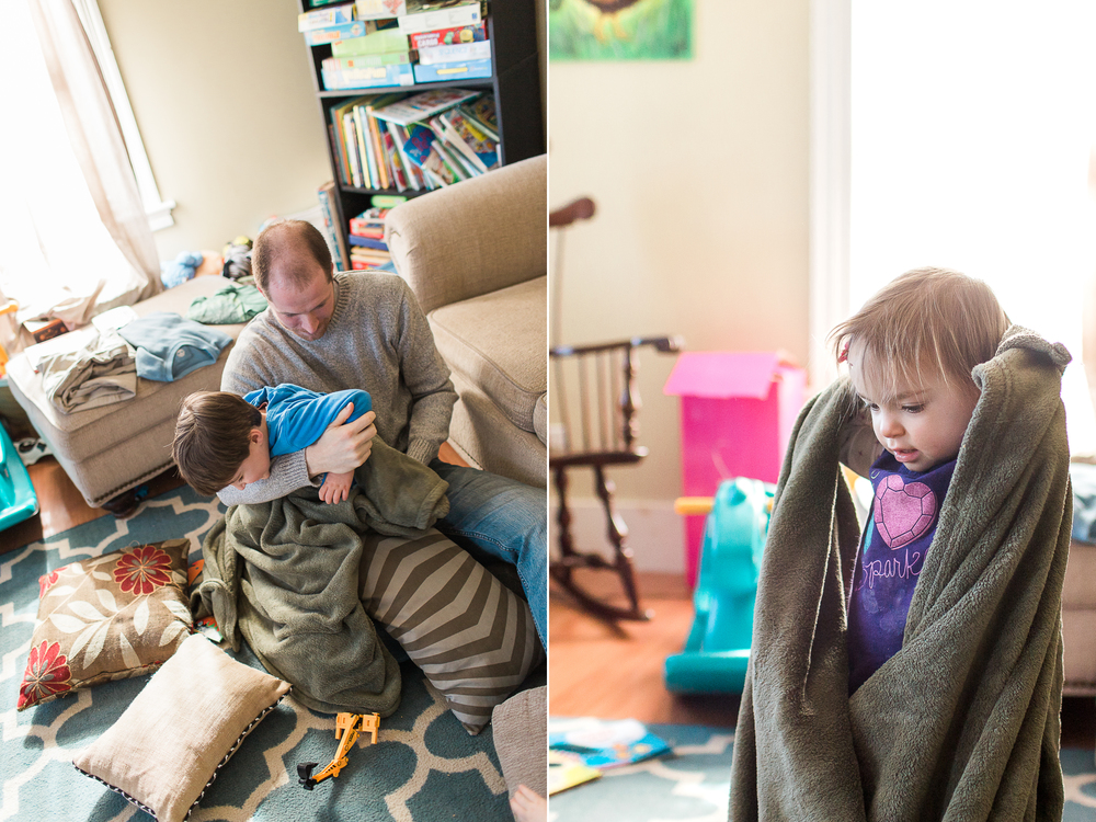 At Home Lifestyle Session | Boston Lifestyle Photographer