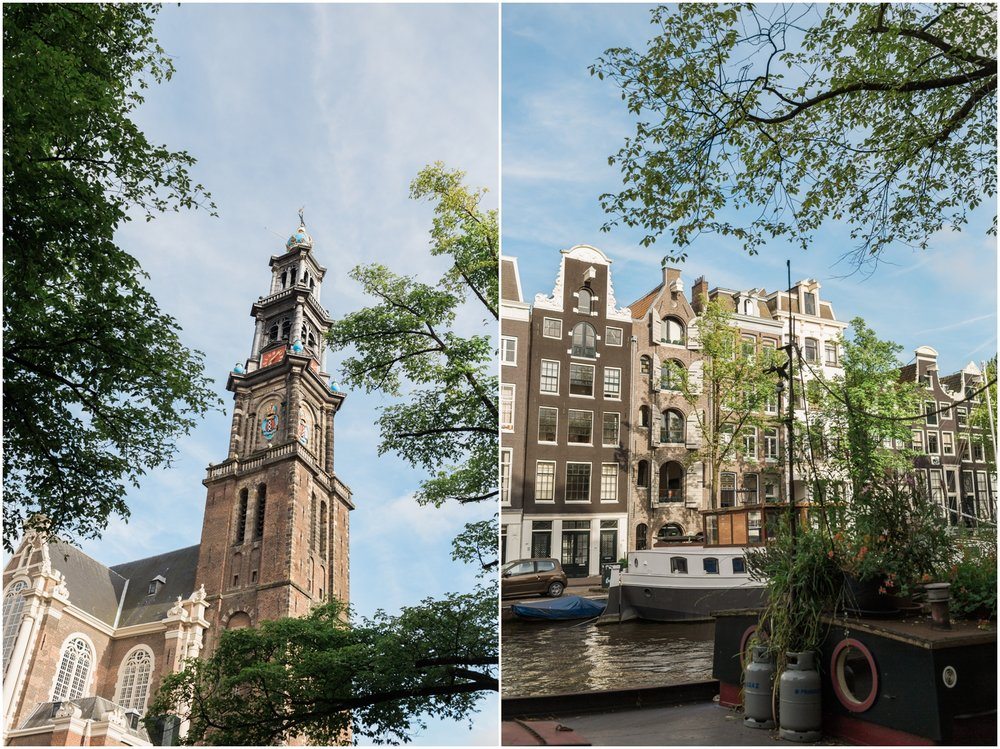 Downtown Scenic Amsterdam