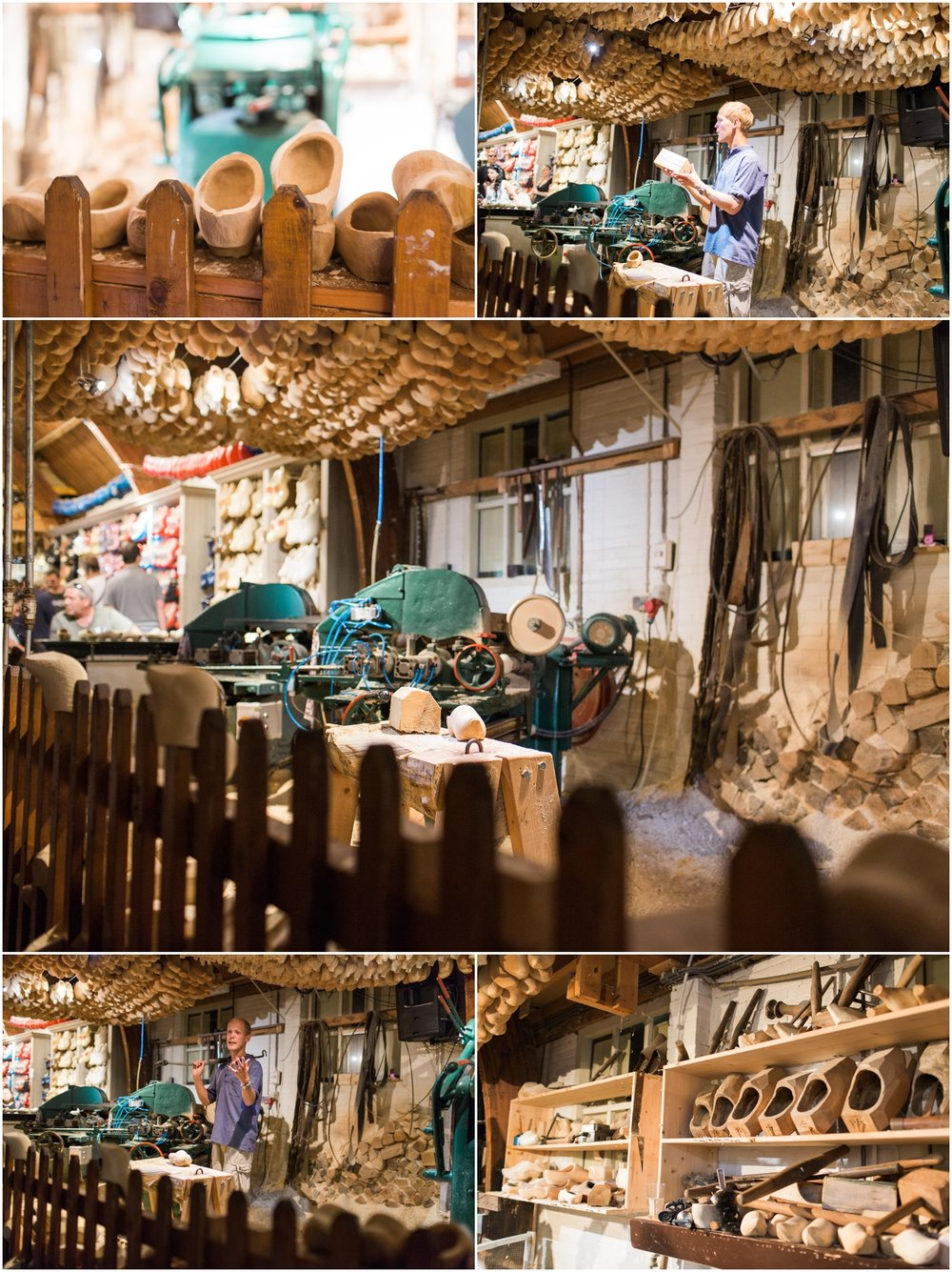 Dutch Wooden Shoe Factory