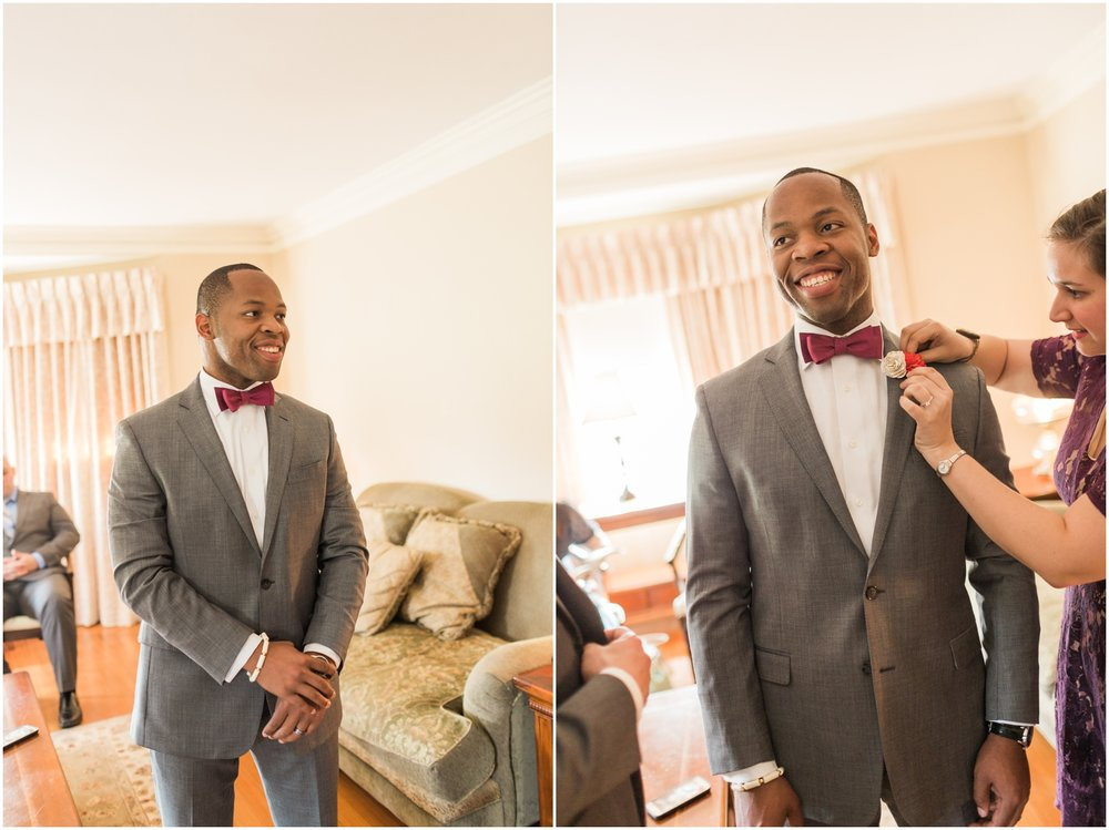 Vibrant International Endicott Estate Wedding