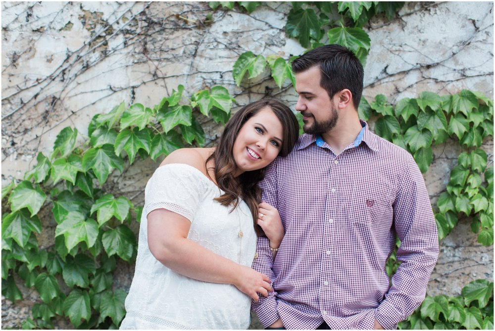 Downtown Newmarket Mills Engagement Session