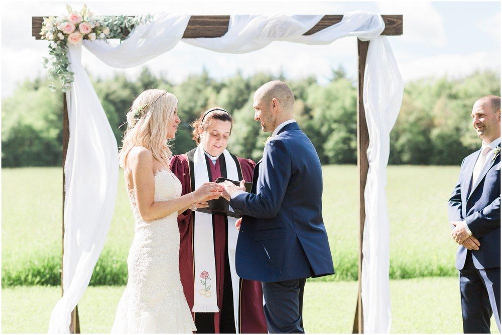 Rustin Barn Wedding + Berkshires Wedding Photographer