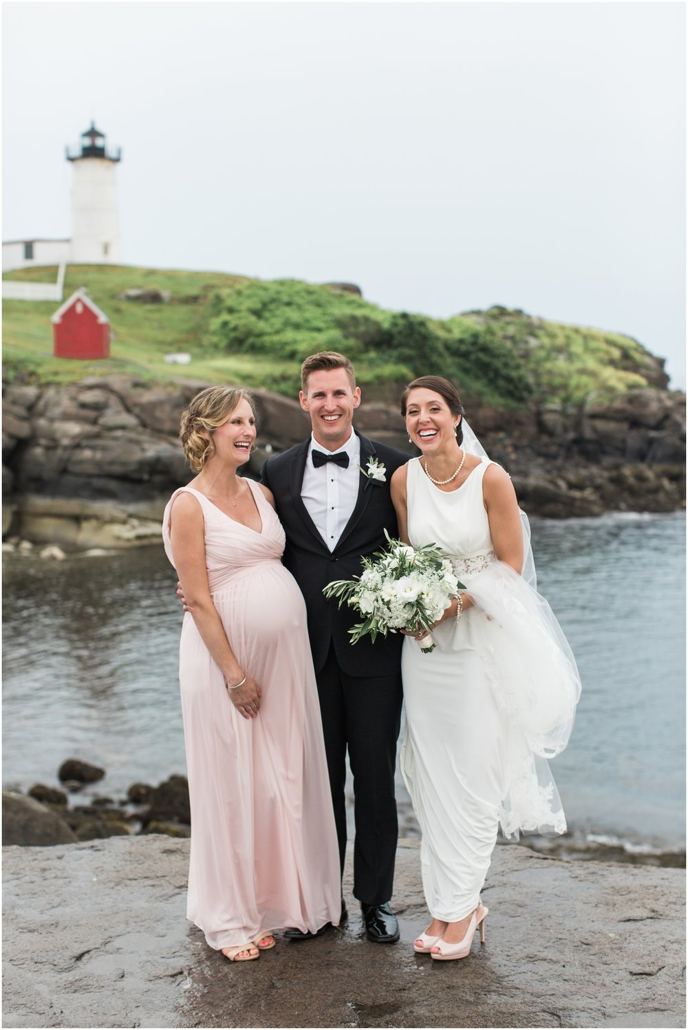 Coastal Maine Wedding