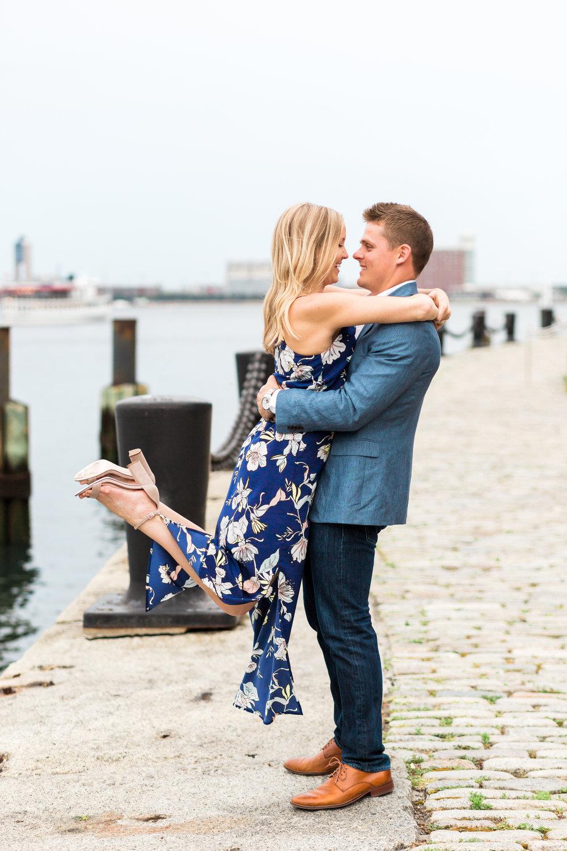 Boston Engagement Photographer