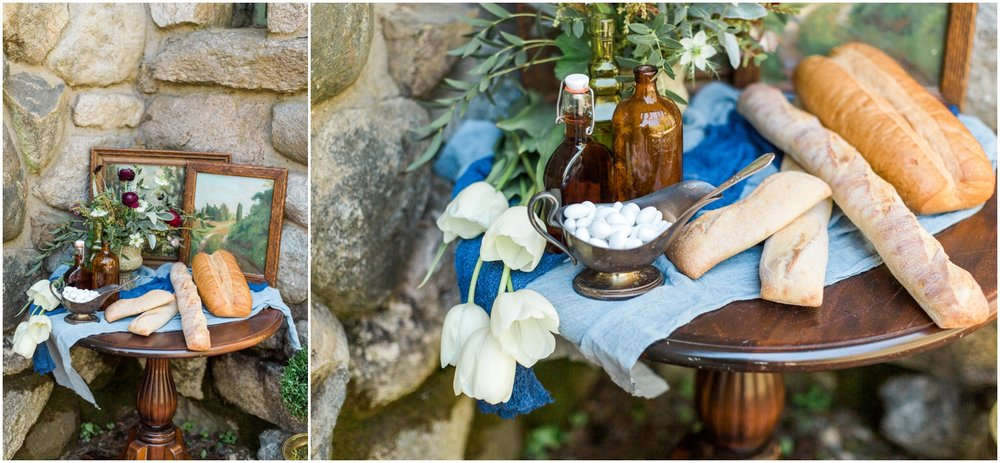 Old World Italian Inspired Elopement