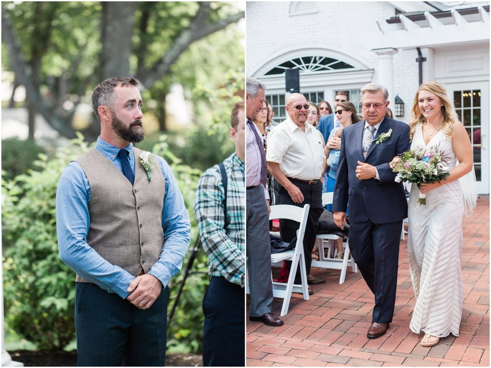Lord Jeffery Inn Wedding + New England Wedding Photographer