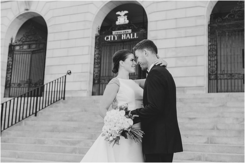 Portland City Hall Wedding