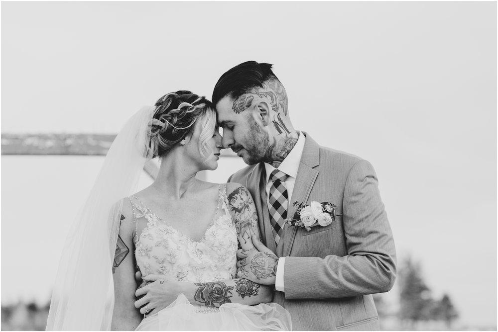 Coastal Maine Wedding
