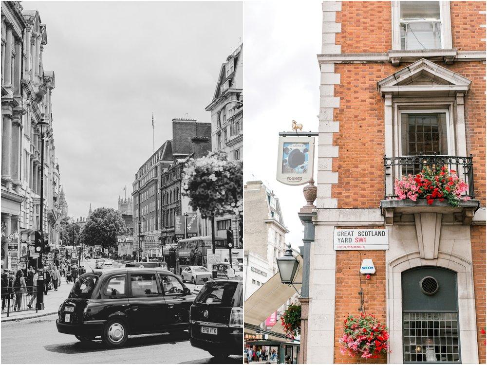 City Streets London