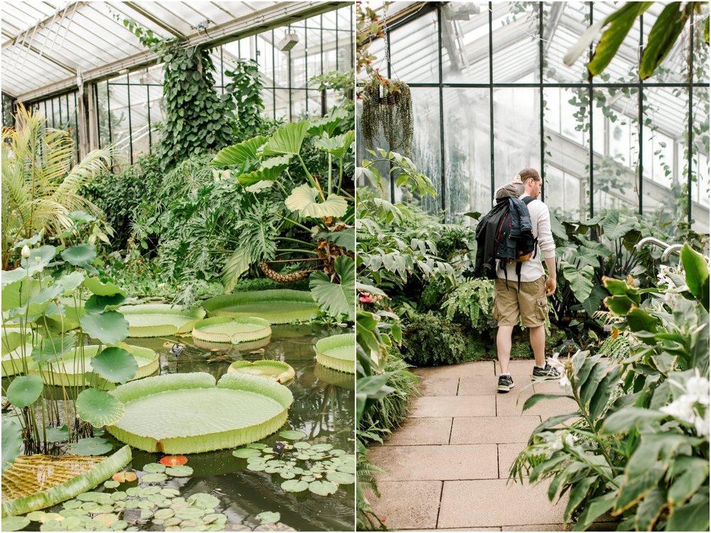 Royal Botanical Gardens Kew London