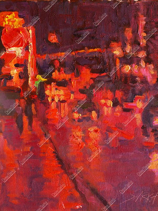 Vegas Nocturne, 8x10