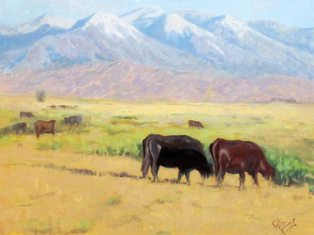 North Park Grazers 18x24
