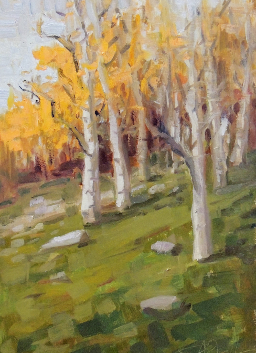 Early Fall 8x11