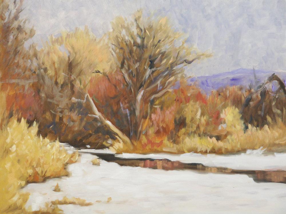 Left Hand Creek
