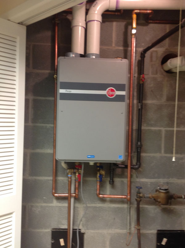 orlando water heater guy | rheem tankless water heaters | water