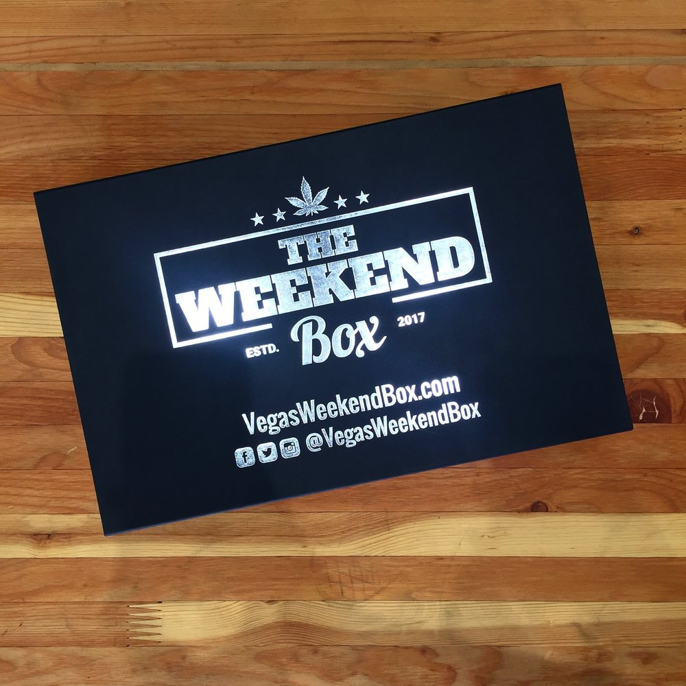 The+Source -  @thesourcenevada  The Weekend Box -  @weekendboxmj
