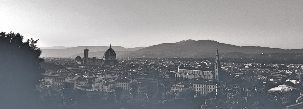 Torchona Inspiration: Florence, Italy