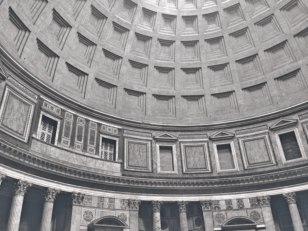 Torchona Inspiration: Pantheon, Rome