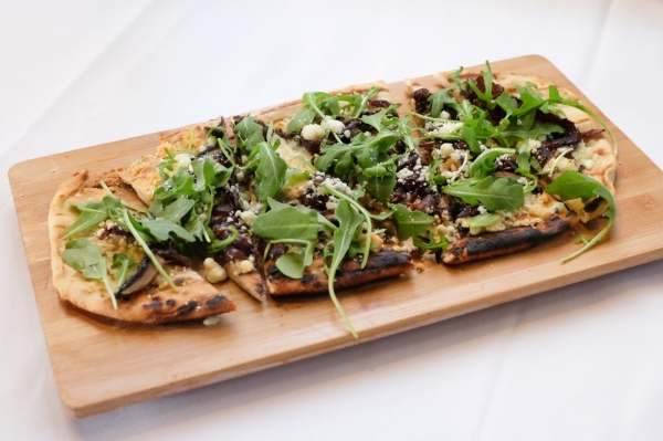 Flatbread from top Boston Event Space