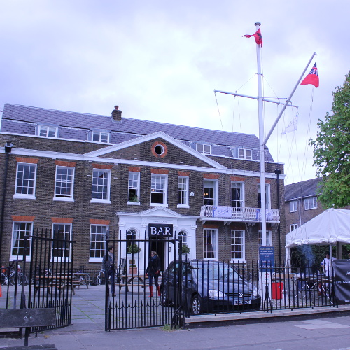 The club is based at Linden House, Hammersmith