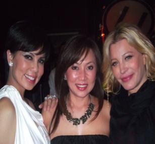 Trang Phung with Taylor Dayne