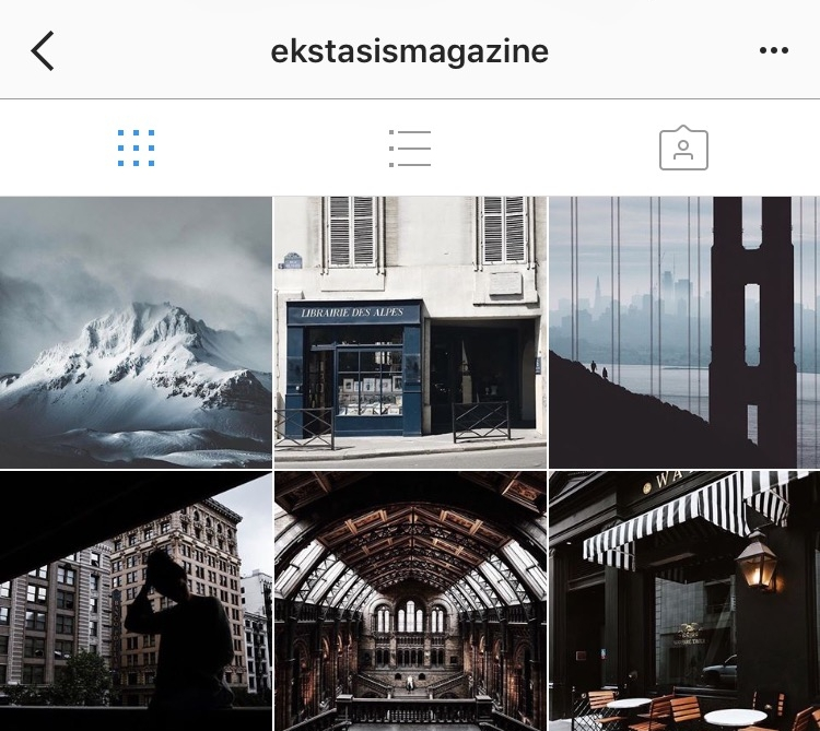 EKSTASIS MAGAZINE - @EkstasisMagazineMagazine / for