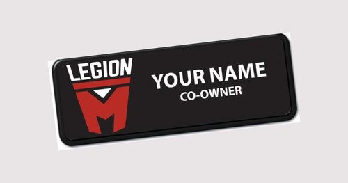 custom magnetic name badge - Magnetic Name Badges