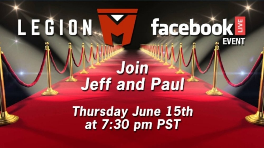 legion m fb live event