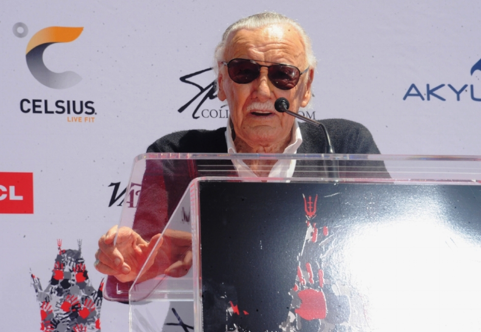 stan lee imprint ceremony