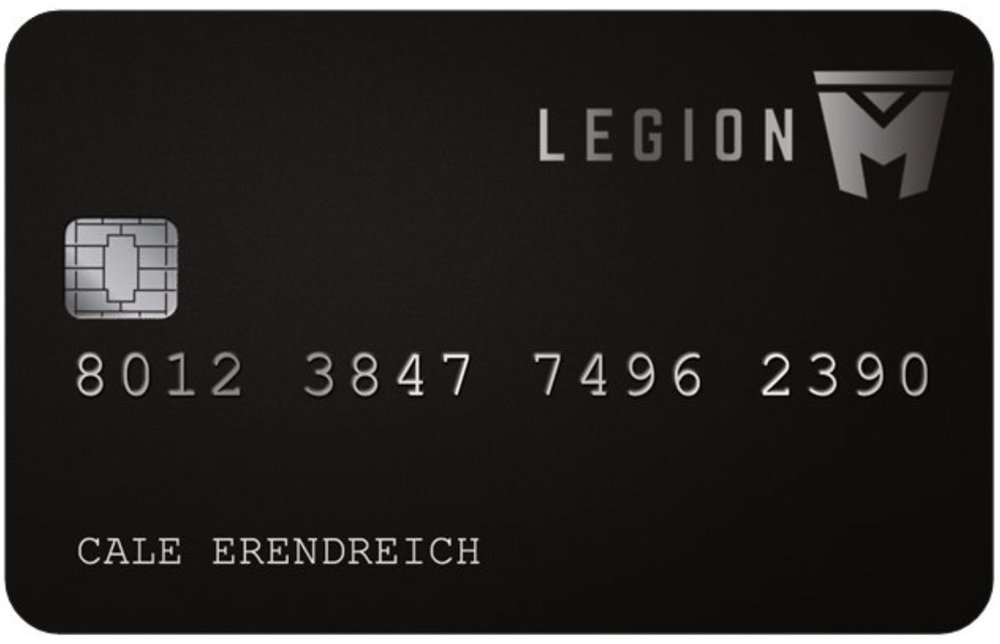 legion m black card
