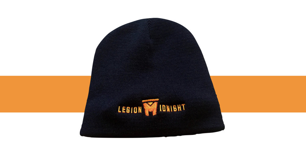 Legion Midnight Beanie - $15